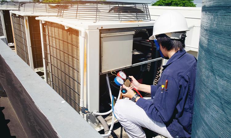 AC Repairing Service Dubai